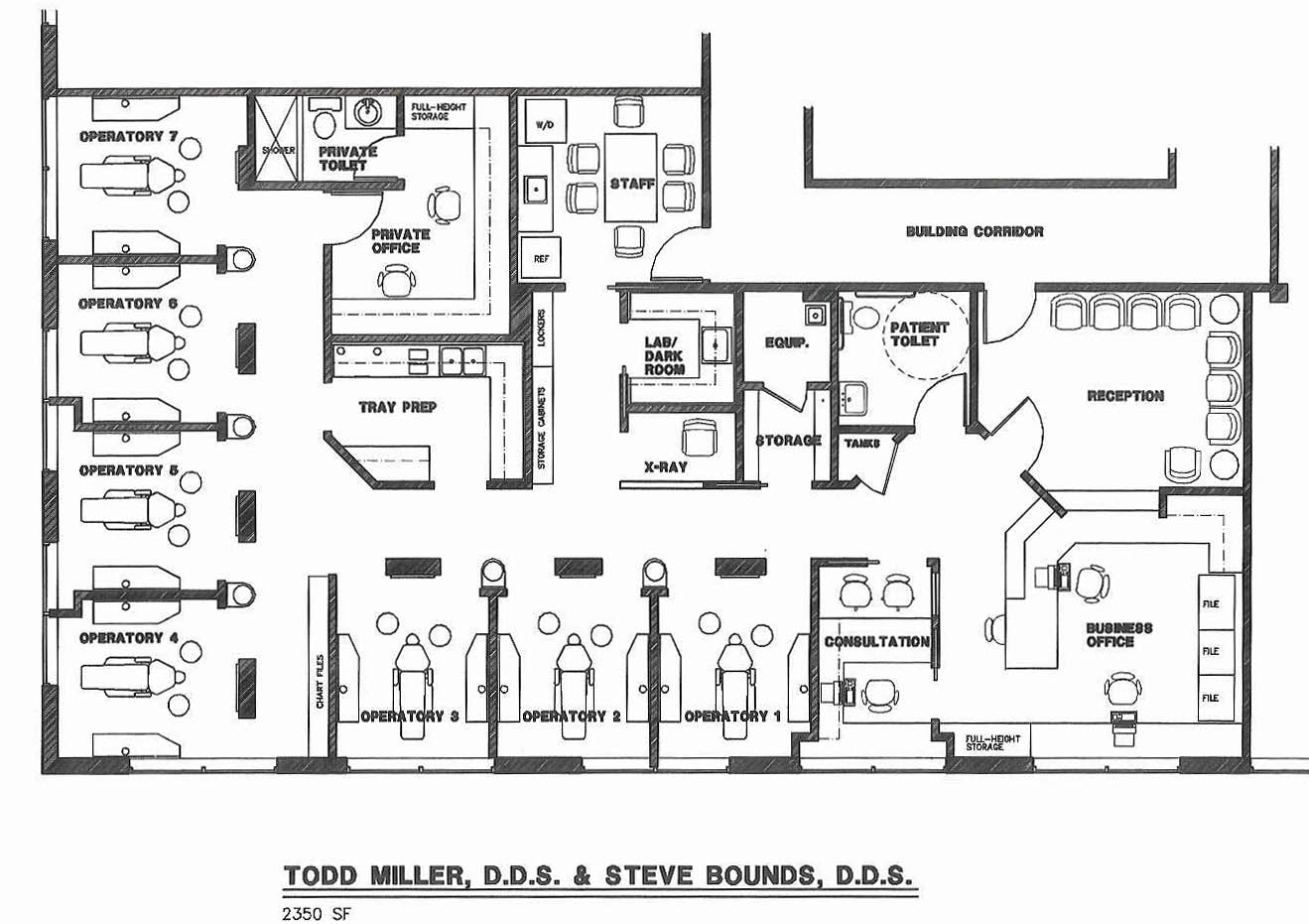T michael hadley architect sedona arizona for X ray room floor plan