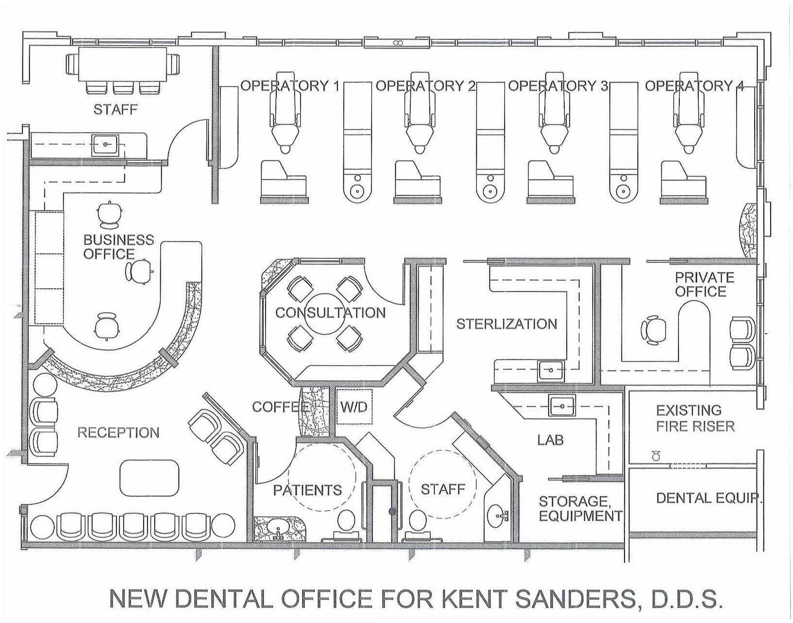 office floor plan layout images